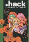 Hack//Legend of the Twilight, Vol. 3 - Tatsuya Hamazaki