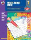 Write About Math, Grade 7: The Test Connection - Margaret Thomas, Jerry Aten