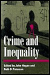 Crime and Inequality - John Hagan