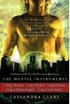 The Mortal Instruments: City of Bones; City of Ashes; City of Glass; City of Fallen Angels; City of Lost Souls - Cassandra Clare