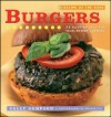 Recipe of the Week: Burgers: 52 Easy Recipes for Year-round Cooking - Sally Sampson