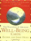 The Teachings of Abraham Well-Being Cards - Esther Hicks, Jerry Hicks