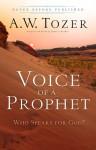 Voice of a Prophet: Who Speaks for God? - A.W. Tozer, James L. Snyder