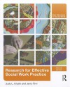 Research for Effective Social Work Practice (New Directions in Social Work) - Judy L. Krysik, Jerry Finn