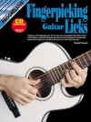 Fingerpicking Guitar Licks Bk/CD - Brett Duncan