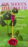 She Shoots to Conquer (Ellie Haskell Series, #14) - Dorothy Cannell
