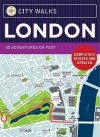 City Walks: London, Revised Edition: 50 Adventures on Foot - Christina Henry De Tessan