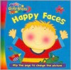 Happy Faces (Baby Gold Stars) - Moira Butterfield, Katie Saunders