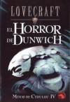 Horror de Dunwich - H.P. Lovecraft