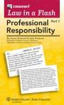 Law in a Flash Cards: Professional Responsibility (2-part set) - Steven L. Emanuel, Lazar Emanuel