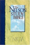 The Nelson Study Bible: New King James Version (Nelson 2885) - Thomas Nelson Publishers