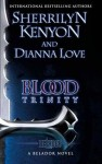 Blood Trinity (Belador #1) - Sherrilyn Kenyon, Dianna Love