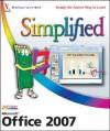 Microsoft Office 2007 Simplified - Sherry Willard Kinkoph Gunter