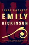 Final Harvest - Emily Dickinson