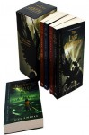 Percy Jackson & The Olympians Boxed Set The Complete Series 1-5 - Rick Riordan