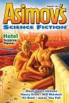 Asimov's Science Fiction Magazine - Sheila Williams, Alaya Dawn Johnson, Will McIntosh, Kit Reed, Suzanne Palmer, James Van Pelt, Nancy Kress