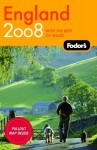 Fodor's England 2008 (Fodor's Gold Guides) - Fodor's Travel Publications Inc.