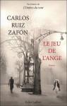 Le Jeu De L'ange (Broché) - Carlos Ruiz Zafón
