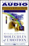 MOLECULES OF EMOTION CASSETTE: Why You Feel The Way You Feel - Candace B. Pert, Deepak Chopra