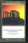 Origins of Great Ancient Civilizations (DVD (NTSC)) - Kenneth W. Harl
