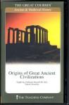 Origins of Great Ancient Civilizations (DVD (NTSC)) - Kenneth W. Harl