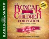 The Boxcar Children Collection Volume 35: The Sword of the Silver Knight, The Game Store Mystery, The Mystery of the Orphan Train - Gertrude Chandler Warner, Aimee Lilly, Tim Gregory