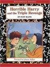 Horrible Harry and the Triple Revenge (MP3 Book) - Suzy Kline, Johnny Heller
