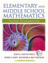 Elementary and Middle School Mathematics: Teaching Developmentally (7th Edition) - John A. Van de Walle, Jennifer M. Bay-Williams, Karen S. Karp