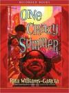 One Crazy Summer (MP3 Book) - Rita Williams-Garcia, Sisi Aisha Johnson