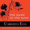 The Name of the Rose - Umberto Eco, Nicholas Rowe, Neville Jason
