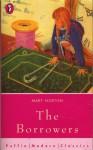 The Borrowers (Tetley Edition) (The Borrowers #1) - Mary Norton
