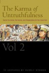 The Karma of Untruthfulness, Vol. 2: Secret Societies, the Media, and Preparations for the Great War - Rudolf Steiner, Terry M. Boardman