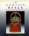 Certain Style, A - Robert Gottlieb, Frank Maresca