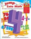 Jump Into Math: Grade 4 - Barry Doran, Leland Graham