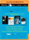 John Green Audiobook Collection on MP3-CD: Looking for Alaska, an Abundance of Katherines, Paper Towns, the Fault in Our Stars - John Green, Jeff Woodman, Dan John Miller, Kate Rudd