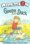 Goose and Duck (I Can Read Book) - Jean Craighead George, Priscilla Lamont