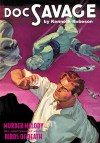 Doc Savage Vol. 38: Murder Melody & Birds of Death - Kenneth Robeson, Jack Schiff, Will Murray, Lester Dent, Laurence Donovan, Mort Weisinger