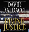 Divine Justice - Ron McLarty, David Baldacci