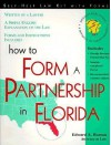 How to Form a Partnership in Florida - Edward A. Haman