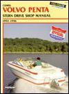 Clymer Volvo Penta Stern Drive Shop Manual, 1994-1996 - Clymer Publications