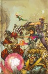 Cyberforce/Hunter-Killer - Mark Waid, Kenneth Rocafort