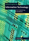 Oxford English for Information Technology - Eric H. Glendinning, John McEwan