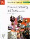 New Perspectives on Computers, Technology, and Society 2nd Edition -- Comprehensive - June Jamrich Parsons, Dan Oja, Stephanie Low