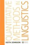 Quantitative Methods in Linguistics - Keith Johnson