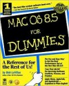 Mac OS 8.5 for Dummies - Bob LeVitus