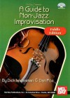 A Guide to Non-Jazz Improvisation: Fiddle Edition [With CD] - Dick Weissman, Dan Fox