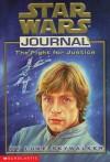 The Fight for Justice by Luke Skywalker - John Peel