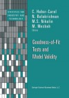 Goodness-Of-Fit Tests and Model Validity - C. Huber-Carol, N. Balakrishnan, M.S. Nikulin, M Mesbah