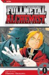 Fullmetal Alchemist, Vol. 1 (Library Edition) (Fullmetal Alchemist) - Hiromu Arakawa