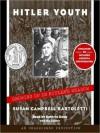 Hitler Youth (Audio) - Susan Campbell Bartoletti, Kathrin Kana